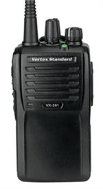 VERTEX STANDARD VX-260 BATTERIES