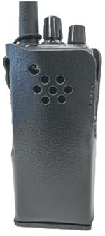 Klh 206k Heavy Duty Leather Case W Swivel Belt Loop For