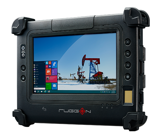 Ruggon Blaxtone Pm 311b 7 Rugged Tablet For Windows 10