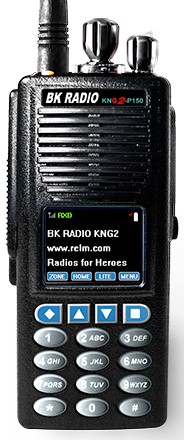 BK Radio KNG2-P150 736-870MHz Digital